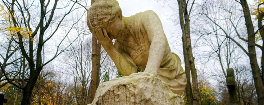 Modalitati prin care putem alina durerea pricinuita de decesul unei persoane dragi